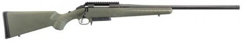Ruger 26973 American Predator 6.5 Cr 22 3+1 Syn Moss Green