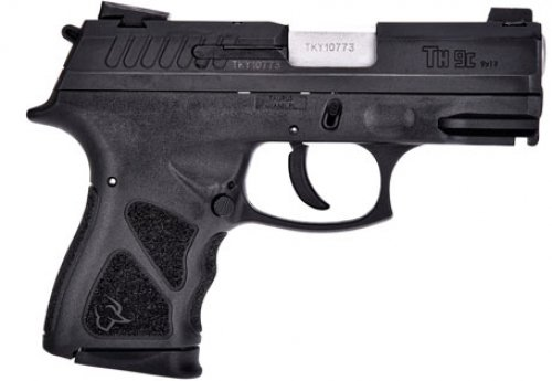 "Taurus 1TH9C031 TH 9C Single/Double Action 9mm 3.54"" 13+1"
