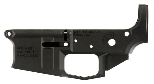 Aero Precision APAR600001C M4E1 Stripped Lower Receiver AR-1