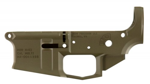 Aero Precision APAR600002C M4E1 Stripped Lower Receiver AR-15 P