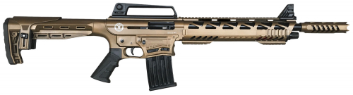 T R Imports SE122TACB SE122 Tactical Bronze Cerakote Semi-Autom