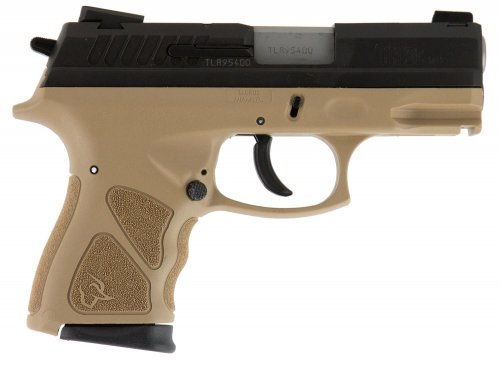 Taurus 1TH9C031T TH9c 9mm Single/Double Action 3.54 13+1/17+1 F