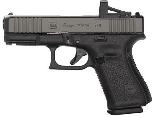"""Glock G19 G5 9MM 10+1 4.0"""" MOS FS"""