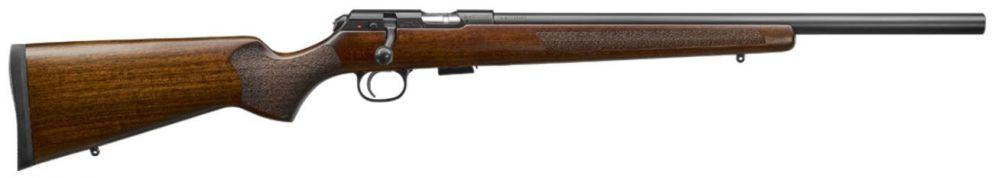 "CZ 457 Varmint .17 HMR 20.5"" Turkish Walnut 5rd (02342)"