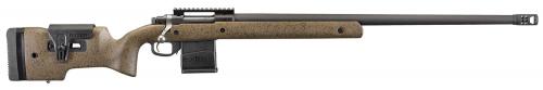 Ruger 47184 Hawkeye Long Range Target Bolt 6.5 CRD 26 10+1 Lami