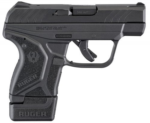 Ruger 3787 LCP II .380 ACP (ACP) Double Action 2.75 7+1 Black P