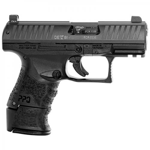Walther Arms PPQ M2 Subcompact 9mm 10/15RD W XS F8 Night Sights