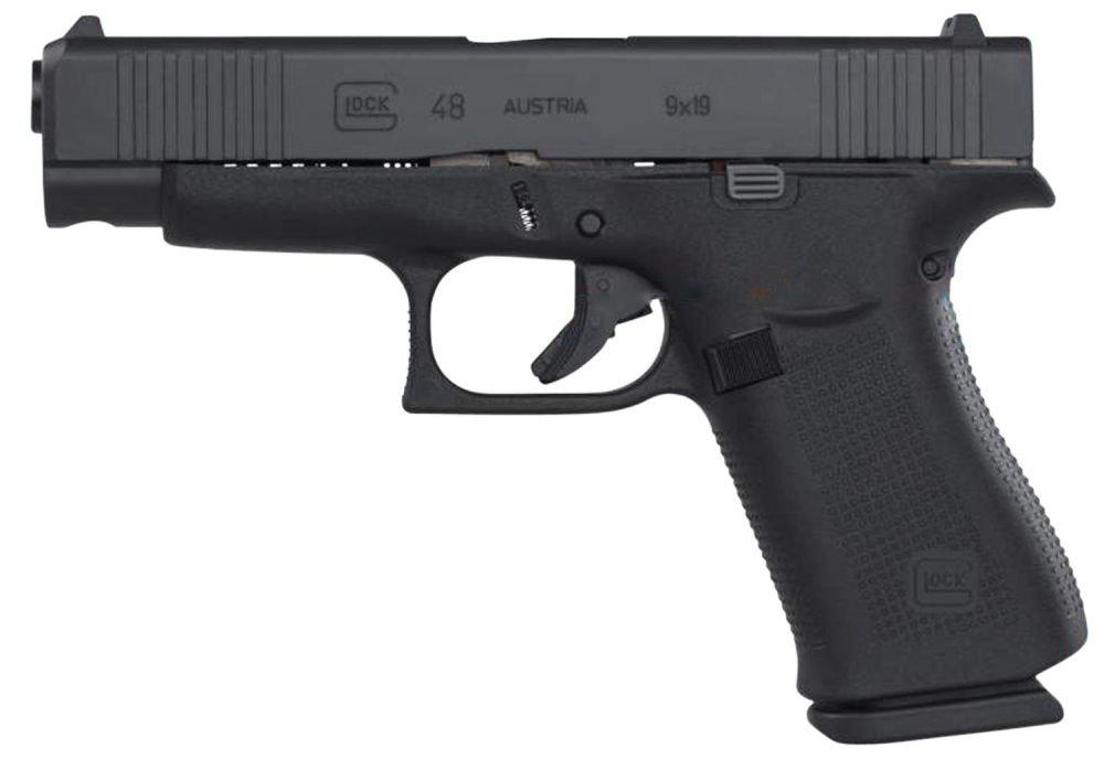 Glock G48 9mm 4.17 10+1