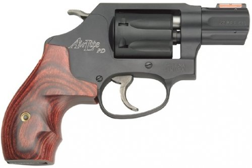 """Smith & Wesson M351PD 7RD .22 MAG 1.87"""""""