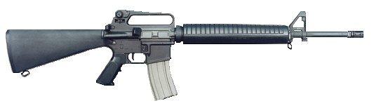 """Bushmaster 90242 Target 30+1 .223 REM/5.56 NATO 20"""" A2"""