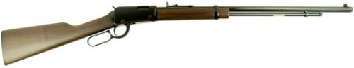 Henry H001TMLB Frontier Lever Action .22 MAG 24 12+1 American