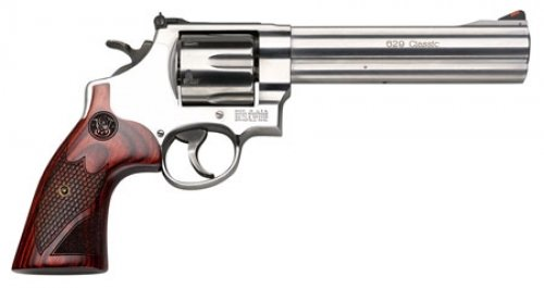 Smith & Wesson 629 Deluxe Single/Double Action 44 Remington Mag