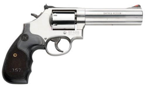 Smith & Wesson 150854 686 Plus Magnum Single/Double Action .357