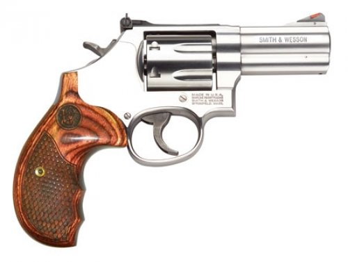Smith & Wesson 686 PLUS DELUXE .357 MAGNUM