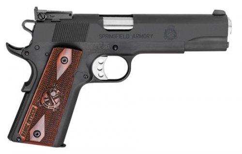 Springfield Armory PI9129L 1911 Single 9mm 5 9+1 Cocobolo Grip