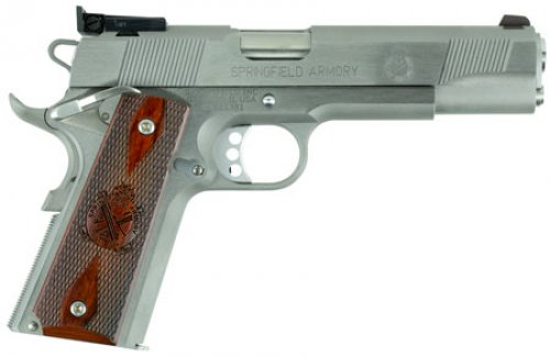 Springfield Armory PI9134LCA 1911 Single 9mm 5 9+1 Cocobolo Gri