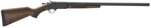Henry H01520 Single Round Steel Frame 20 Ga 26 3 Walnut Blue
