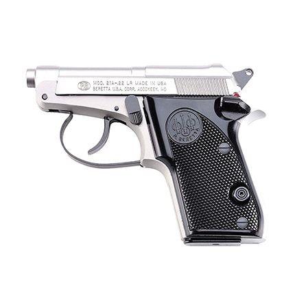 Beretta 21 Bobcat .22 LR Inox Stainless