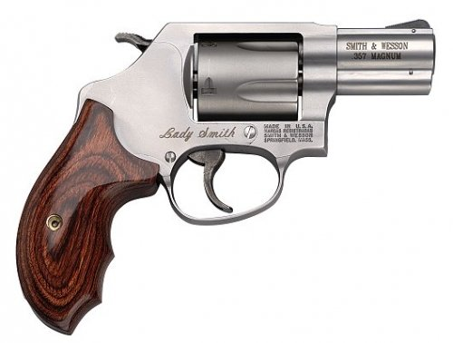 Smith & Wesson M60LS LADY SMITH 5RD 357MAG/38SP +P 2.12""