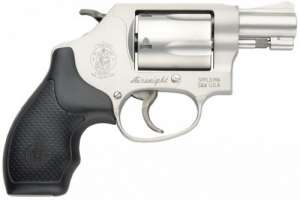 """Smith & Wesson M637 5RD 38SP +P 1.87"""""""