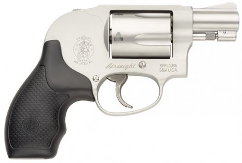 """Smith & Wesson M638 5RD 38SP +P 1.87"""""""