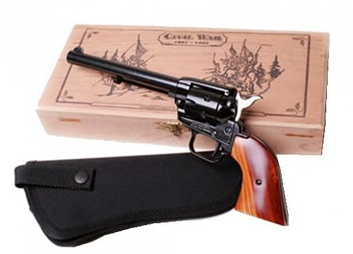 Heritage Manufacturing RR22MB6BXHOL Rough Rider 6RD 22LR/22MAG