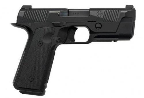 Hudson 1911 H9 Single 9mm 4.28 15+1 Black Interchangeable Backs