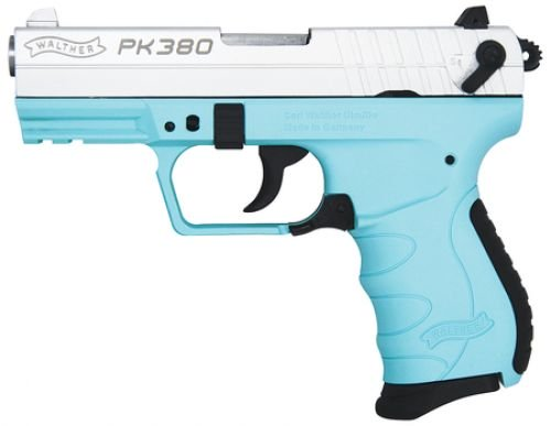 Walther Arms PK380 .380 ACP 8-RD ANGEL BLUE