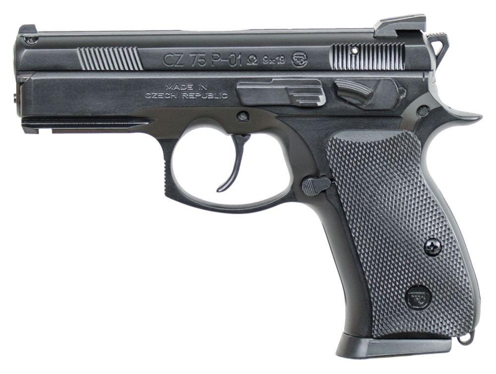 CZ-USA P01 OMEGA 9mm 14RD