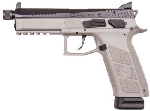 CZ-USA P09 Grey 9mm 21+1