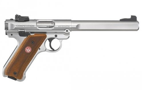 RUGER MARK IV COMPETITION .22 LR