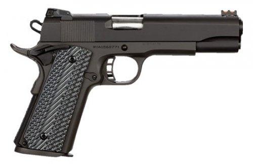 Rock Island Armory 51623 Rock Ultra FS Single 9mm 5 9+1 Gray G1