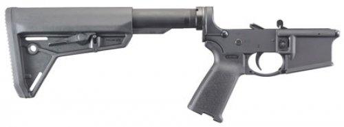 Ruger 8516 AR-556 Lower AR Platform Magpul MOE Stock Black Hard