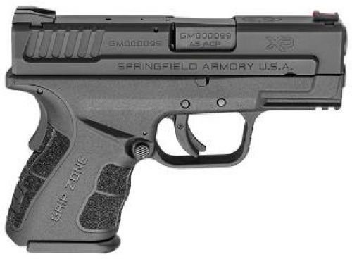 "Springfield Armory XD-MOD.2 .45 ACP 3.3"" Black"