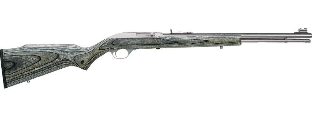 Marlin 60 Stainless Steel .22 LR Semi Auto Stainless Laminated