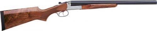 "Stoeger Coach Gun Supreme 12 GA 20"" Stainless/Blue Walnut Stock"