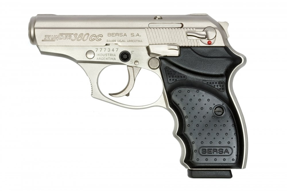 Bersa THUN380NKLCC Thunder Concealed Carry 8+1 .380 ACP 3.2""