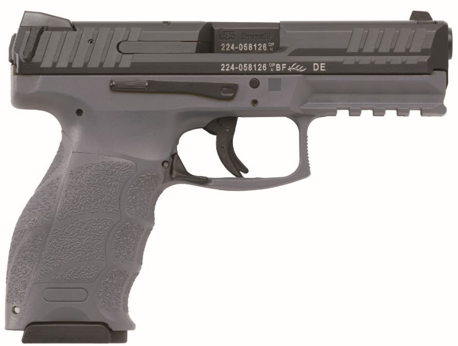 Heckler & Koch INC VP9 9MM 15+1 GREY 3 MAGS NIGHT SIGHTS
