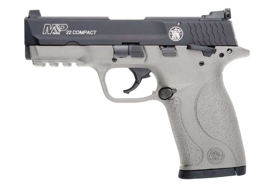 Smith & Wesson M&P22 Compact .22 LR Rimfire Pistol with H152 S