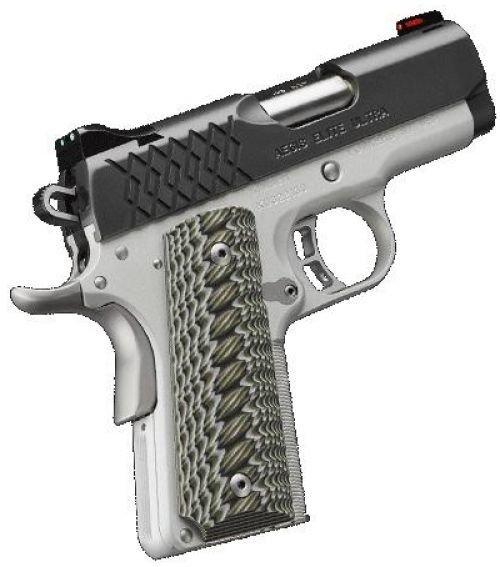 Kimber 3000356 Aegis Elite Ultra Pistol - 45 ACP, 3 IN. 7Rd