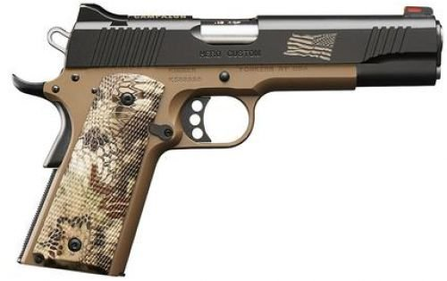 "Kimber Hero Custom II Pistol .45 ACP 5"" Two-Tone Finish, 7 Rd"