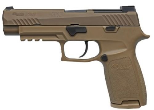 Sig Sauer P320 M17 9MM 17+1 Night Sights