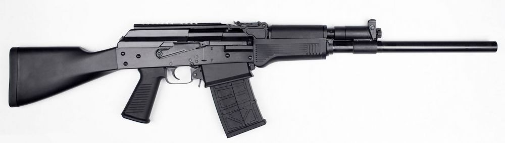 JTS M12AK 12GA Semi-automatic AK Shotgun 5+1