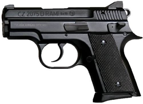 CZ 2075 D Rami 9mm Black