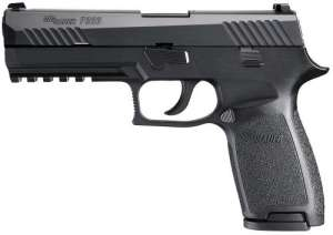 Sig Sauer LE P320 Full Size 9mm 17+1, 3 Mags
