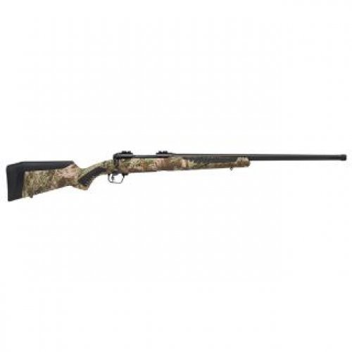 "Savage 110 Predator 6.5 CRD 24"" Mossy Oak Terra AccuFit Stock 4"