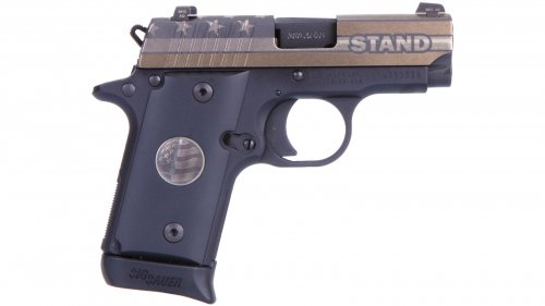 Sig Sauer 238 STAND .380 ACP 2.7 7RD