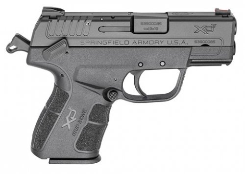 Springfield Armory XDE 9MM 3.3 8/9RD