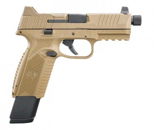 FN HERSTAL FN 509 Tactical Optic Ready Night Sights 9MM 24+1 Fl