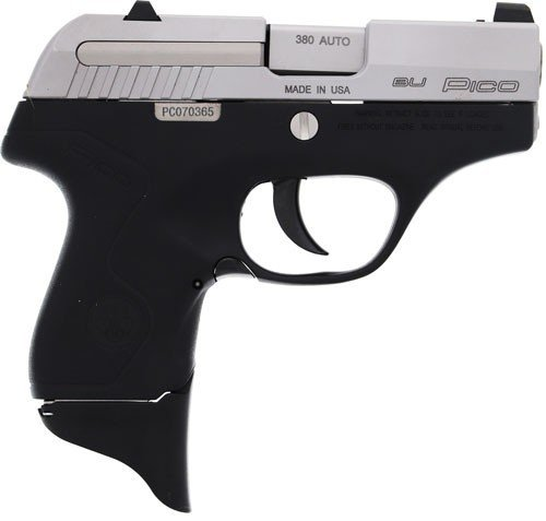 Beretta Pico .380ACP Inox Night Sights 6+1 2.7""